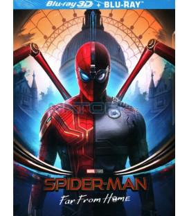 SPIDER-MAN: Daleko od domova 2019 (SPIDER-MAN: Far From Home) 3D + 2D Blu-ray