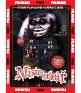Mistr loutkář DVD (Puppet Master)