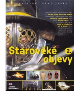 Starověké objevy 2. (Ancient Discoveries) DVD