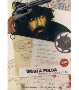 Vrah a polda 1976 (Trucido e lo sbirro, Il) DVD