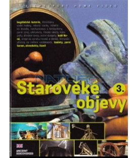 Starověké objevy 3. (Ancient Discoveries) DVD