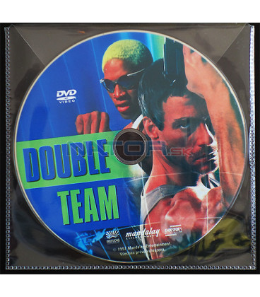 Double Team (Double Team) DVD BALENIE V OBÁLKE Z FOLIE PRIEHĽADNÁ)