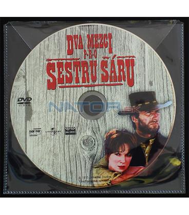 Dva mezci pro sestru Sáru (Two Mules for Sister Sara) DVD BALENIE V OBÁLKE Z FOLIE PRIEHĽADNÁ)