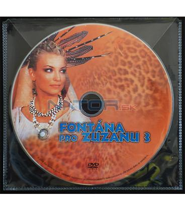 Fontána pro Zuzanu 3 DVD BALENIE V OBÁLKE Z FOLIE PRIEHĽADNÁ)