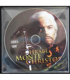 Hrabě Monte Cristo (Count of Monte Cristo, The) DVD BALENIE V OBÁLKE Z FOLIE PRIEHĽADNÁ)