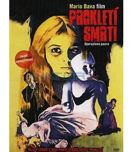 Prokletí smrti (Operazione paura) DVD
