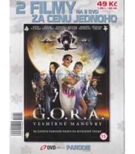 Nezlobte mimozemšťany aneb Muži v černém + G.O.R.A. - vesmírné manévry(Sounds + G.O.R.A.)