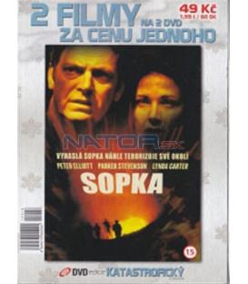Virus z ráje + Sopka (The Paradise Virus + Terror Peak) DVD