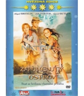 Zapomenutý ostrov (Nim´s Island) DVD