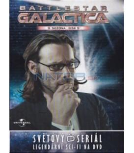 Battlestar Galactica - disk 5 - 3. sezóna (Battlestar Galactica)