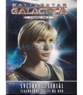 Battlestar Galactica - disk 6 - 3. sezóna (Battlestar Galactica)