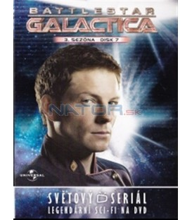 Battlestar Galactica - disk 7 - 3. sezóna( Battlestar Galactica)