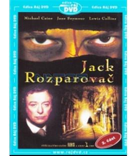 Jack Rozparovač 2. část (Jack the Ripper) DVD