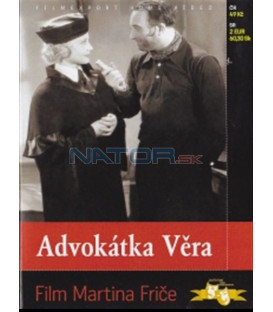 Advokátka Věra DVD