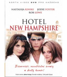 Hotel New Hampshire (The Hotel New Hampshire) DVD
