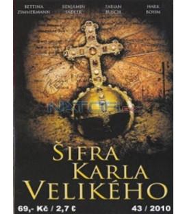 Šifra Karla Velikého (Die Jagd nach dem Schatz der Nibelungen) DVD