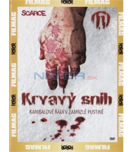 Krvavý sníh DVD (Scarce) DVD