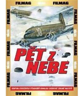 Pět z nebe DVD (Pjatero s něba)