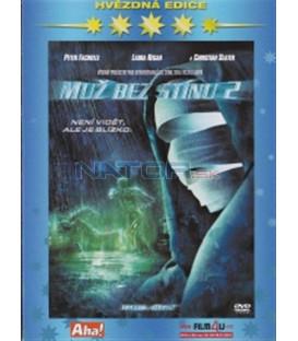 Muž bez stínu 2 (Hollow Man II) DVD