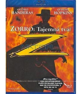 Zorro: Tajemná tvář-Blu-ray (The Mask of Zorro)