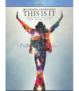 Michael Jacksons This Is It (Blu-ray)-Michael Jacksons This Is It Blu-ray