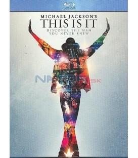 Michael Jacksons This Is It (Blu-ray)-Michael Jacksons This Is It Blu-ray
