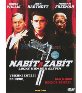Nabít a zabít (Lucky Number Slevin) DVD