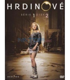 Hrdinové I. - DVD 2 (Heroes) DVD