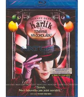 Karlík a továrna na čokoládu (Blu-ray)-(Charlie And The Chocolate Factory)