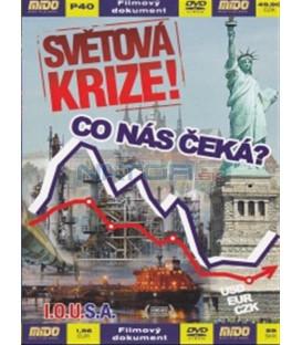 Světová krize! (I.O.U.S.A.) DVD
