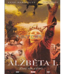 Alžběta I .(The Virgin Queen) DVD