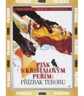 Pták s křišťálovým peřím: Přízrak teroru DVD (L´uccello dalle piume di cristallo0