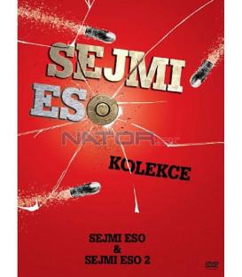 Kolekce: Sejmi eso 2 DVD (Smokin Aces & Smokin Aces 2/Sejmi eso & Sejmi eso 2 Sejmi eso)