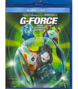 G-Force Blu-ray +DVD (Combo Pack) SK verzia(G-Force) blu-ray