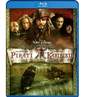 Práti z Karibiku 3: Na konci sveta Blu-ray(Pirates of the Caribbean: At Worlds End )