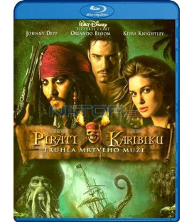 Piráti z karibiku 2 - Truhlica mŕtveho muža Blu-ray(Pirates of the Caribbean: Dead Mans Chest)