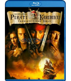 Piráti z Karibiku - Prokletí Černé Perly Blu-ray(Pirates of the Caribbean: The Curse of the Black Pearl)