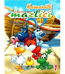 KAMARÁDI MAZLÍCI 1- Nezapomenutelná Plavba DVD