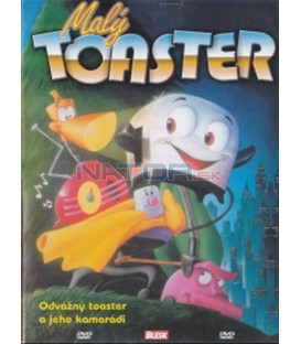 Malý toaster (The Brave Little Toaster) DVD