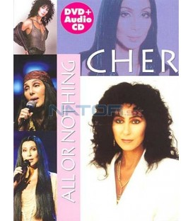 CHER ALL OR NOTHING-DVD+Audio CD