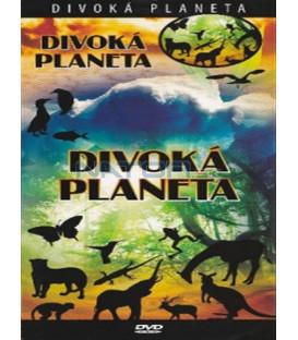 Divoká planeta DVD