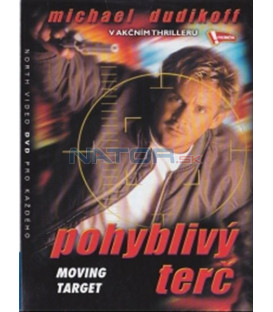 Pohyblivý terč (Blood, Sweat & Tears / Moving Target) DVD