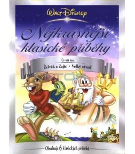 Najkrajšie Klasické Príbehy 4 (Disney Fables 4)