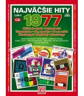 Největší hity 1977 CD