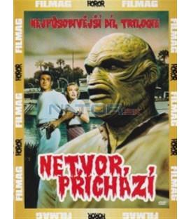 Netvor přichází DVD (The Creature Walks Among Us)