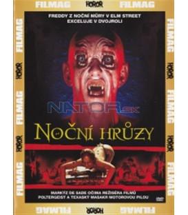 Noční hrůzy DVD (Night Terrors)