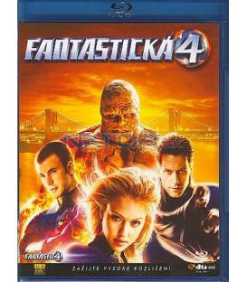 Fantastická čtyřka Blu-ray (Fantastic Four)