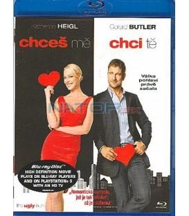 Chceš mě, chci tě Blu-ray (Ugly Truth, The)
