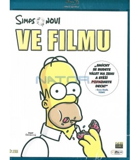 Simpsonovi ve filmu -Blu-ray (Simpsons Movie, The)