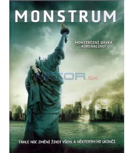 Monstrum (Cloverfield) DVD